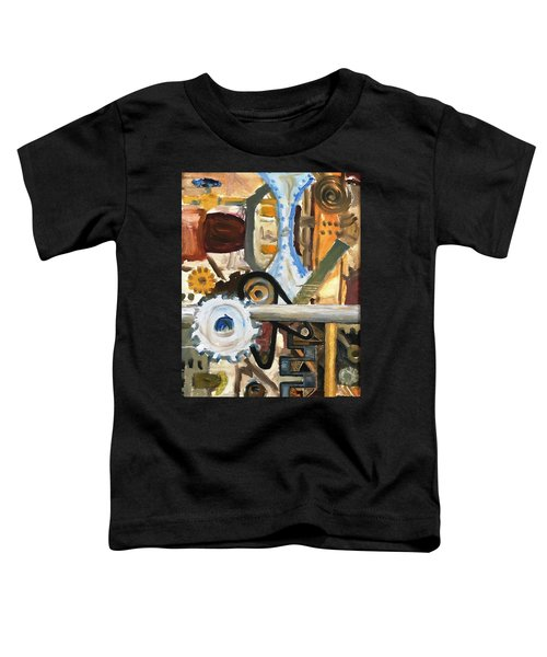 Gears In The Machine Toddler T-Shirt