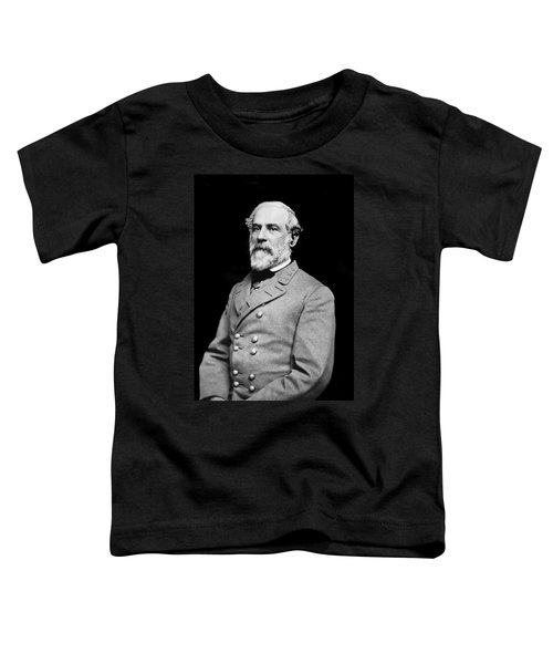 General Robert E Lee - Csa Toddler T-Shirt