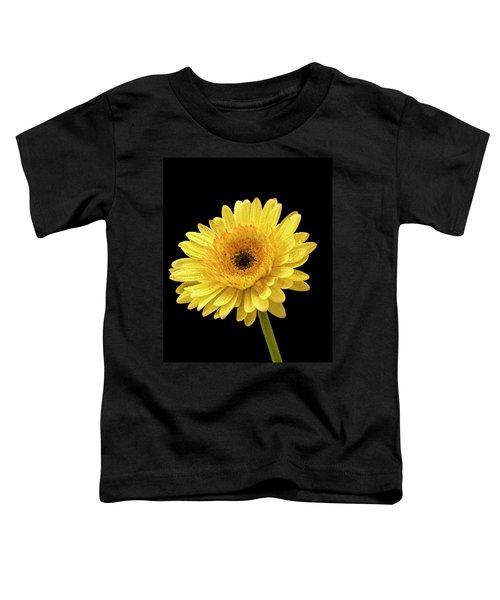 Gerbera Portrait Toddler T-Shirt