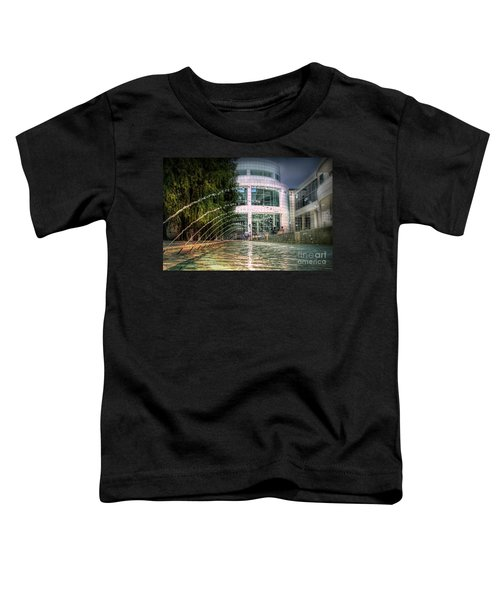 Getty Architecture Museum Los Angeles California  Toddler T-Shirt