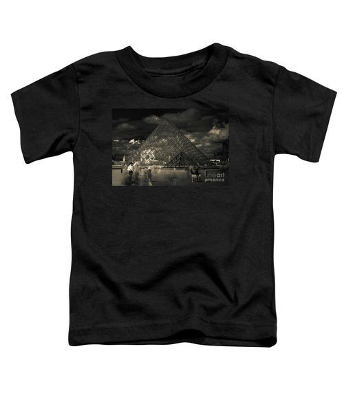 Ghosts Of The Louvre Toddler T-Shirt