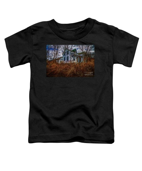 Ghosts Of The Past Toddler T-Shirt