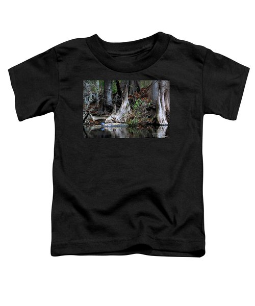 Giant Cypress Knees Toddler T-Shirt
