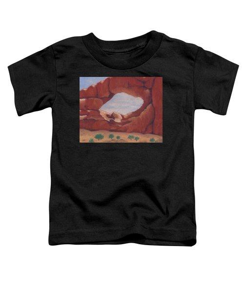 Giant Window Toddler T-Shirt
