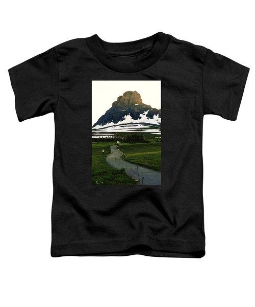 Glacier National Park 8 Toddler T-Shirt