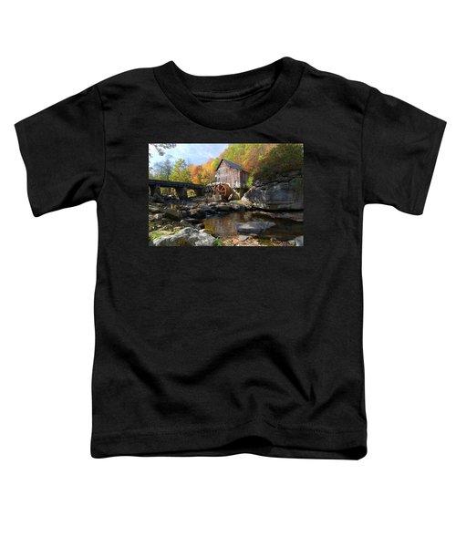 Glade Creek Grist Mill Toddler T-Shirt
