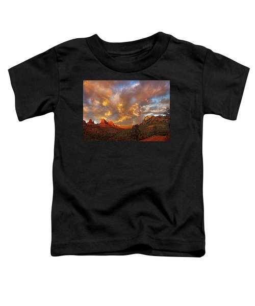 Gloria In Excelsis Deo Toddler T-Shirt