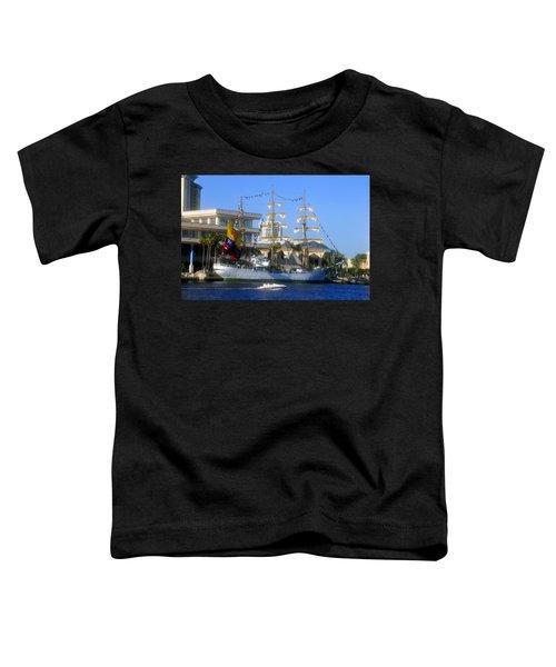 Gloria In Tampa Bay Toddler T-Shirt