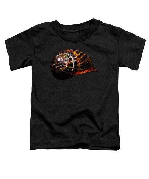 Glowing Shell Toddler T-Shirt