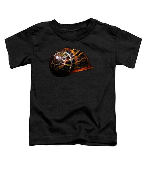 Glowing Shell Toddler T-Shirt