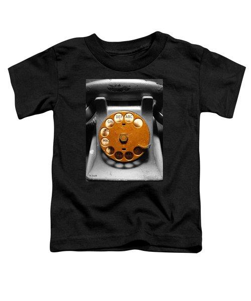 Gold Finger Toddler T-Shirt