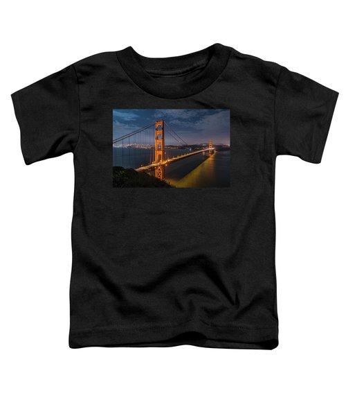Golden Reflection Toddler T-Shirt