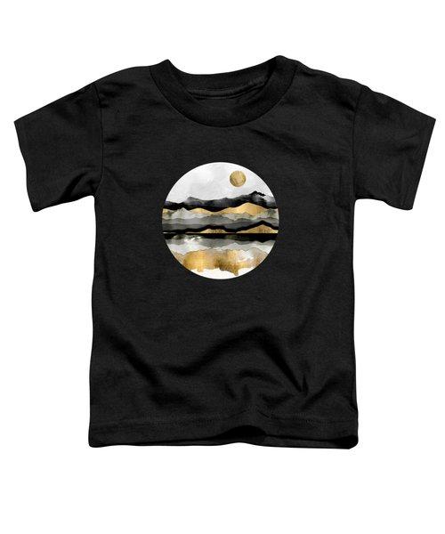 Golden Spring Moon Toddler T-Shirt