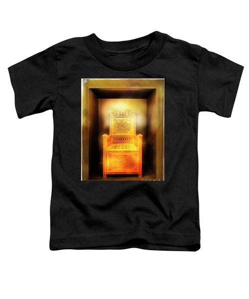 Golden Throne Toddler T-Shirt