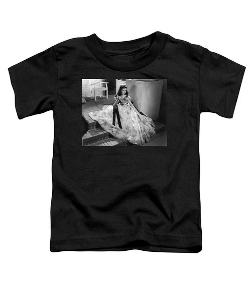 Gone With The Wind Toddler T-Shirt