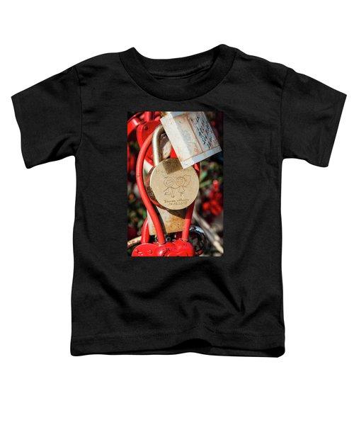 Good Luck Hama And Cama Toddler T-Shirt