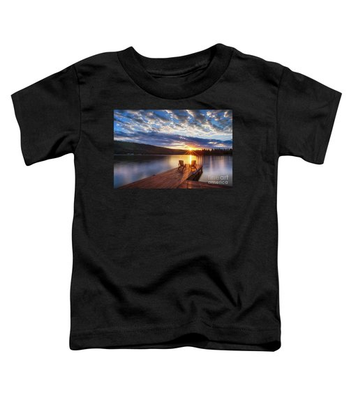 Good Morning Sun Toddler T-Shirt