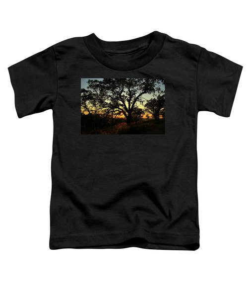 Good Night Tree Toddler T-Shirt
