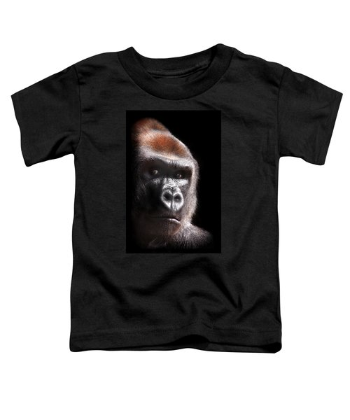 Gorilla ... Kouillou Toddler T-Shirt