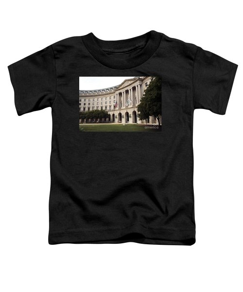 Government Achitecture In Washington Dc Toddler T-Shirt