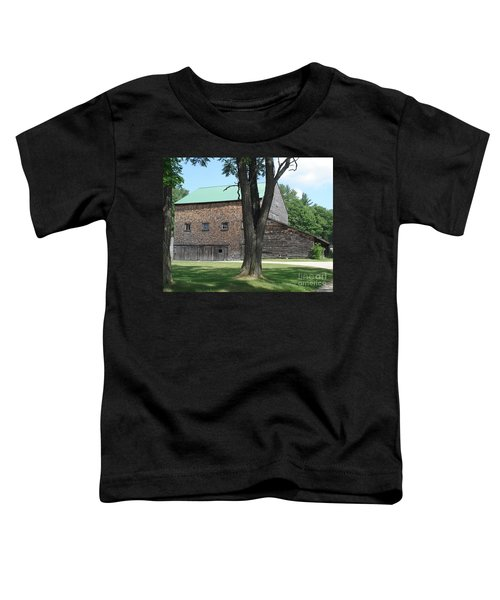 Grammie's Barn Through The Trees Toddler T-Shirt