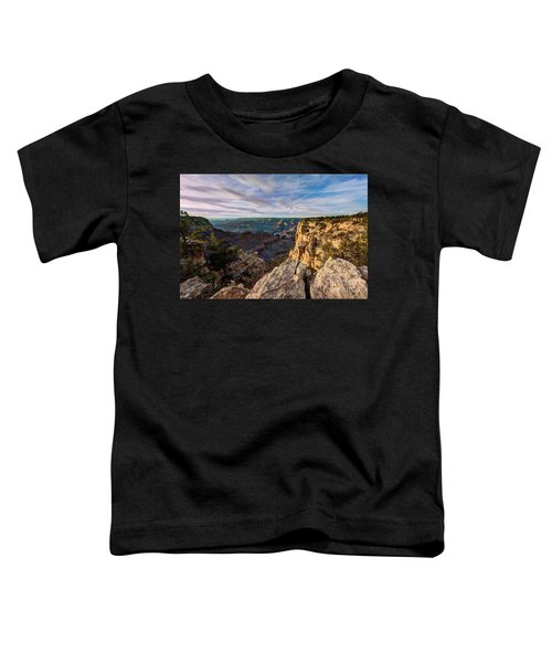 Grand Canyon National Park Spring Sunset Toddler T-Shirt