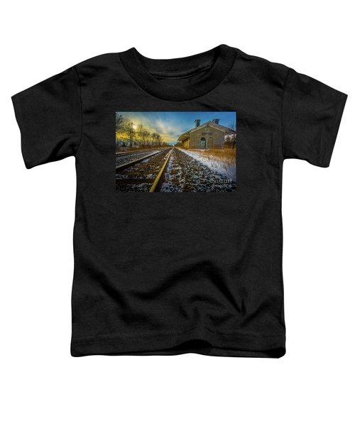 Grand Trunk Station  Toddler T-Shirt