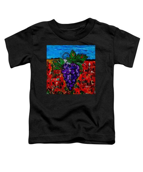 Grape Jazz Toddler T-Shirt