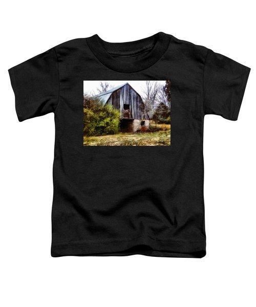 Gray Barn Toddler T-Shirt