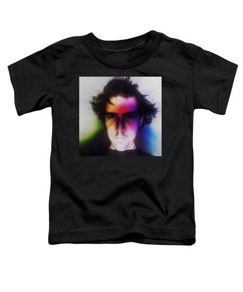 Gray Hair Toddler T-Shirt