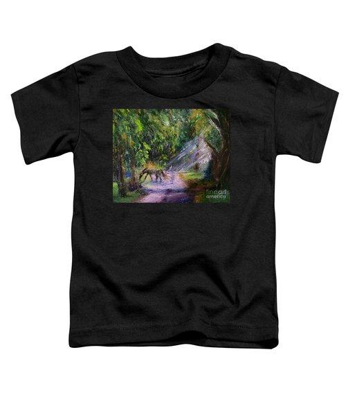 Grazin' In The Grass Toddler T-Shirt