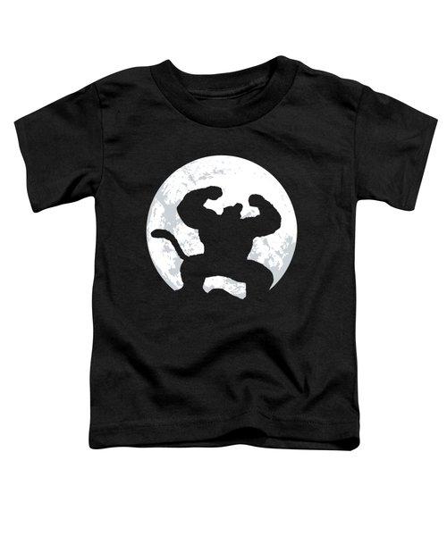 Great Ape Toddler T-Shirt by Danilo Caro
