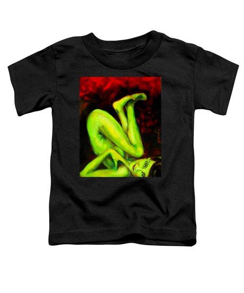 Green Apple Turnover Toddler T-Shirt