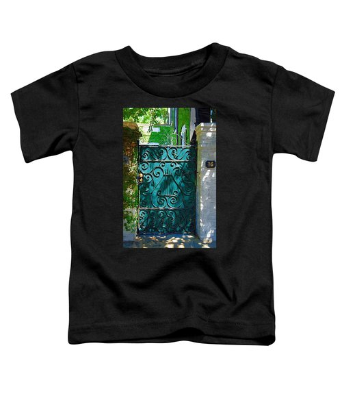 Green Gate Toddler T-Shirt