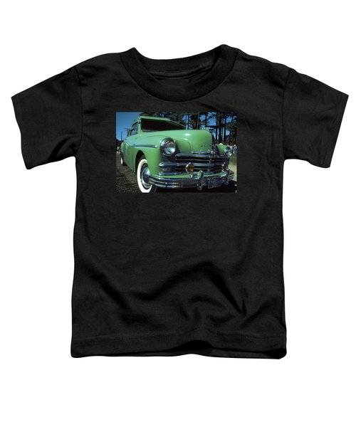 American Limousine 1957 - Historic Car Photo Toddler T-Shirt