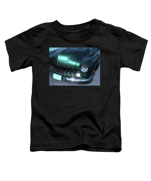 Green Mercury Custom Toddler T-Shirt