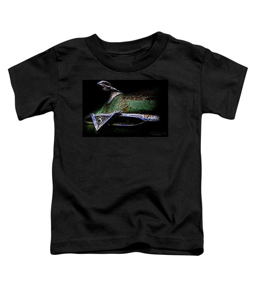 Green Ram Emblem Toddler T-Shirt