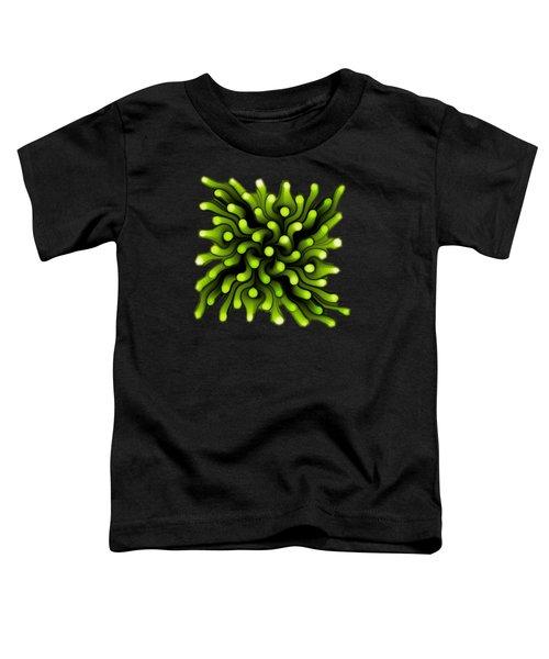 Green Sea Anemone Toddler T-Shirt