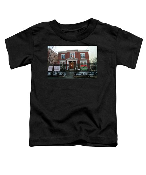 Greenpoint Reformed Church Toddler T-Shirt