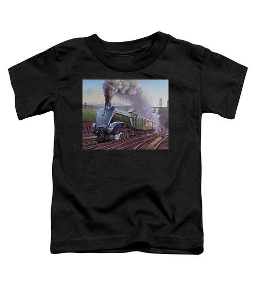 Gresley Pacific A4 Class. Toddler T-Shirt