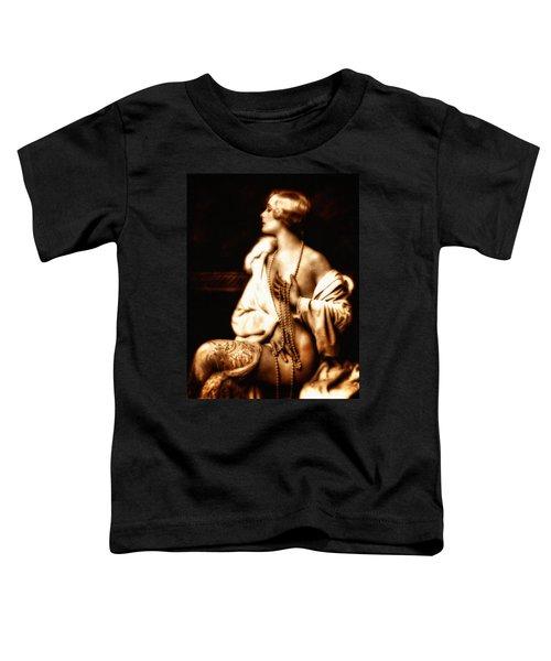 Grunge Goddess Toddler T-Shirt