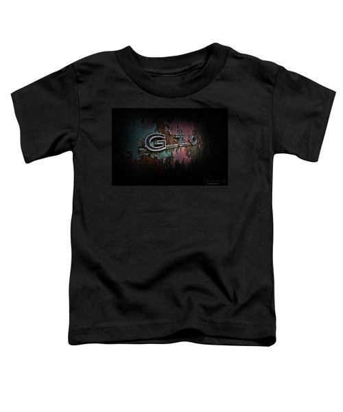 Gto Emblem Toddler T-Shirt