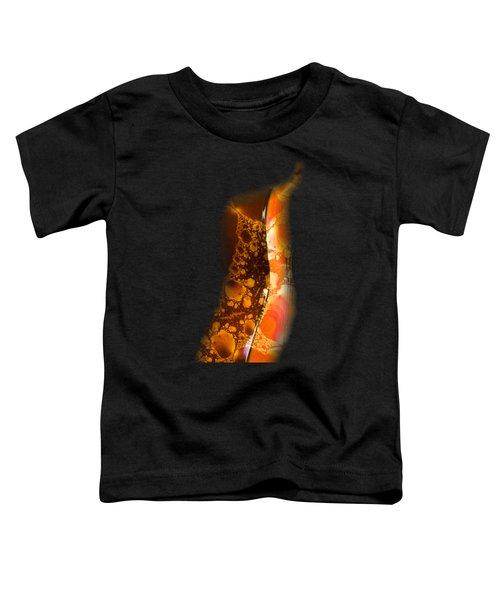 Guitar - Shape - Musical Instruments Toddler T-Shirt