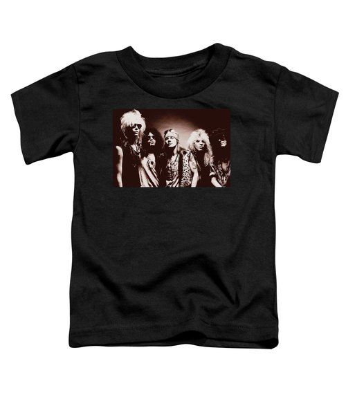 Guns N' Roses - Band Portrait 02 Toddler T-Shirt