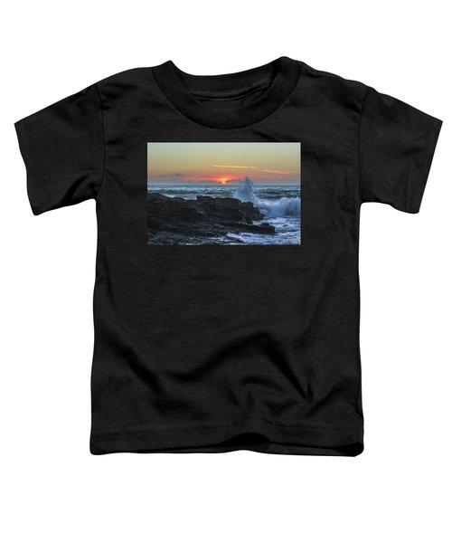 Gwithian Beach Sunset  Toddler T-Shirt