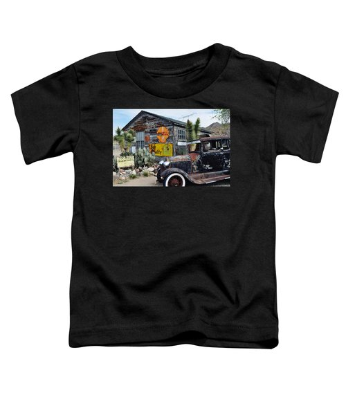 Hackberry Route 66 Auto Toddler T-Shirt
