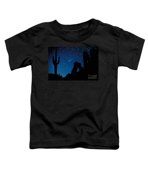 Halley's Comet Toddler T-Shirt