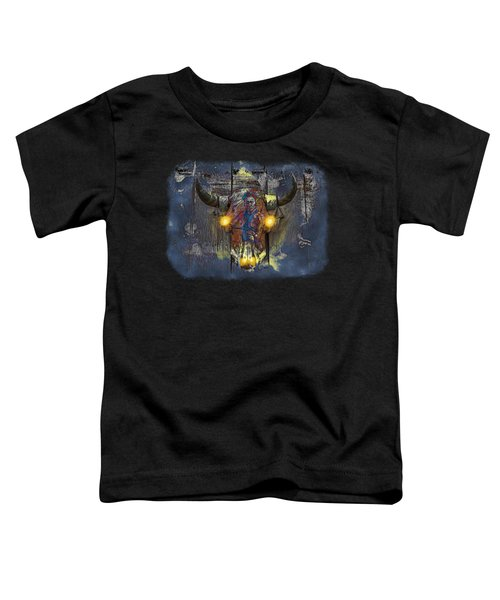 Halloween Shirt And Accessories Toddler T-Shirt