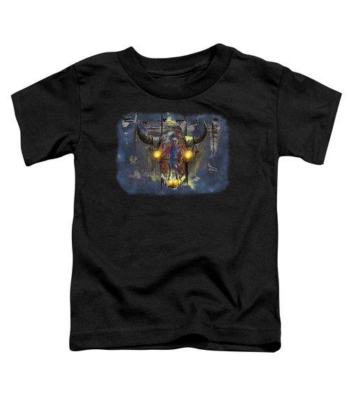 Halloween Shirt And Accessories Toddler T-Shirt