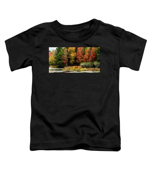 Handley Wildlife Managment Area Toddler T-Shirt